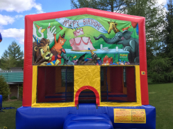 Birthday Bouncy House